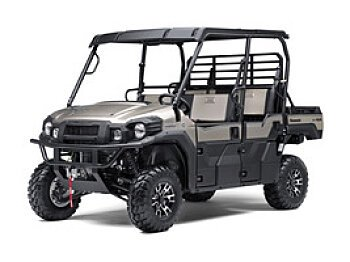 2018 Kawasaki Mule PRO-FXT for sale 200566467