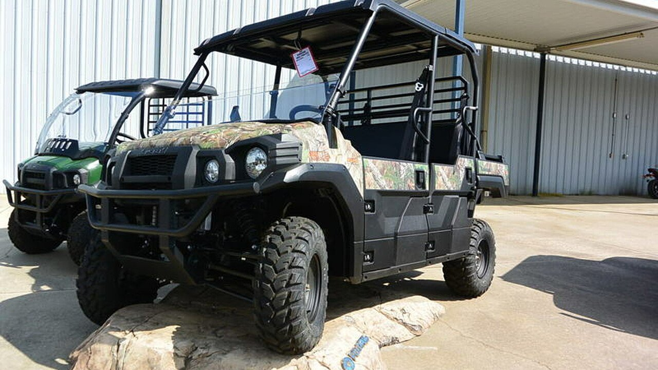 2018 Kawasaki Mule PRO-FXT for sale 200568759
