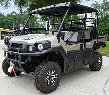2018 Kawasaki Mule PRO-FXT for sale 200570385