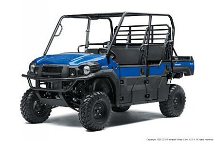 2018 Kawasaki Mule PRO-FXT for sale 200506231