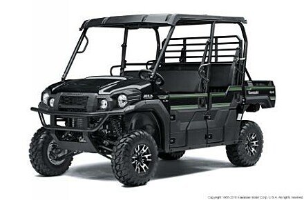 2018 Kawasaki Mule PRO-FXT for sale 200516576