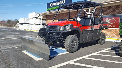 2018 Kawasaki Mule PRO-FXT for sale 200526879