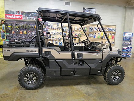 2018 Kawasaki Mule PRO-FXT for sale 200595948