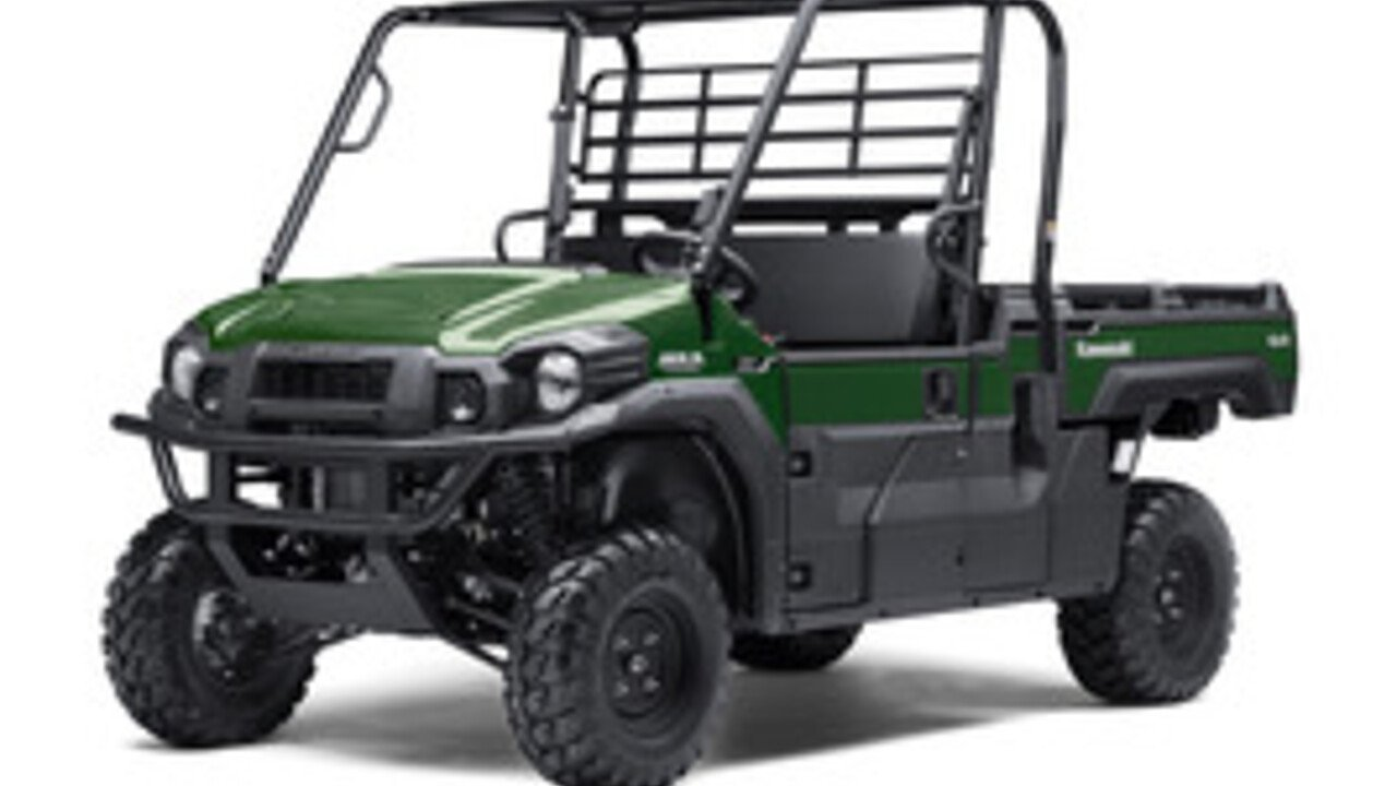 2018 Kawasaki Mule Pro-FX for sale 200502570
