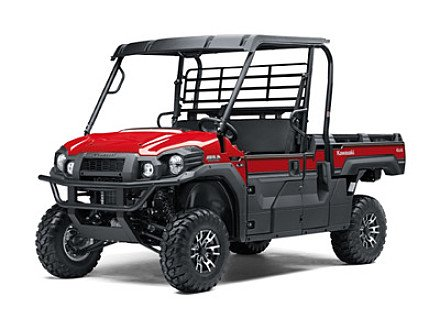 2018 Kawasaki Mule Pro-FX for sale 200546683