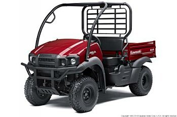 2018 Kawasaki Mule SX for sale 200489923