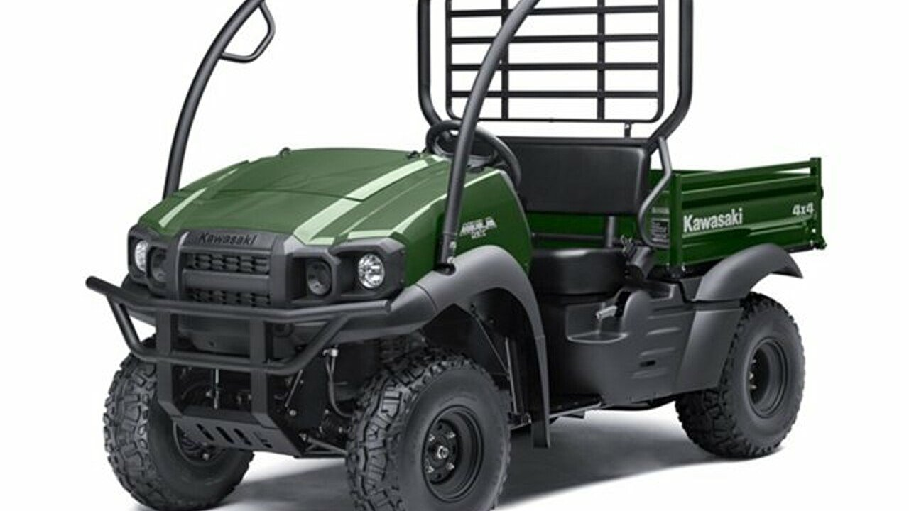 2018 Kawasaki Mule SX for sale 200497588