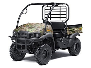 2018 Kawasaki Mule SX for sale 200505965