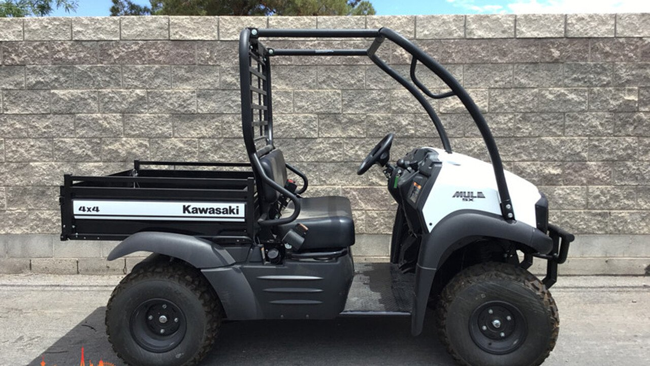 2018 Kawasaki Mule SX for sale 200520537