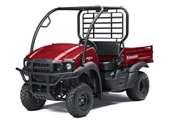 2018 Kawasaki Mule SX for sale 200540971