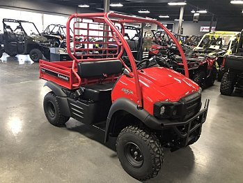 2018 Kawasaki Mule SX for sale 200541401