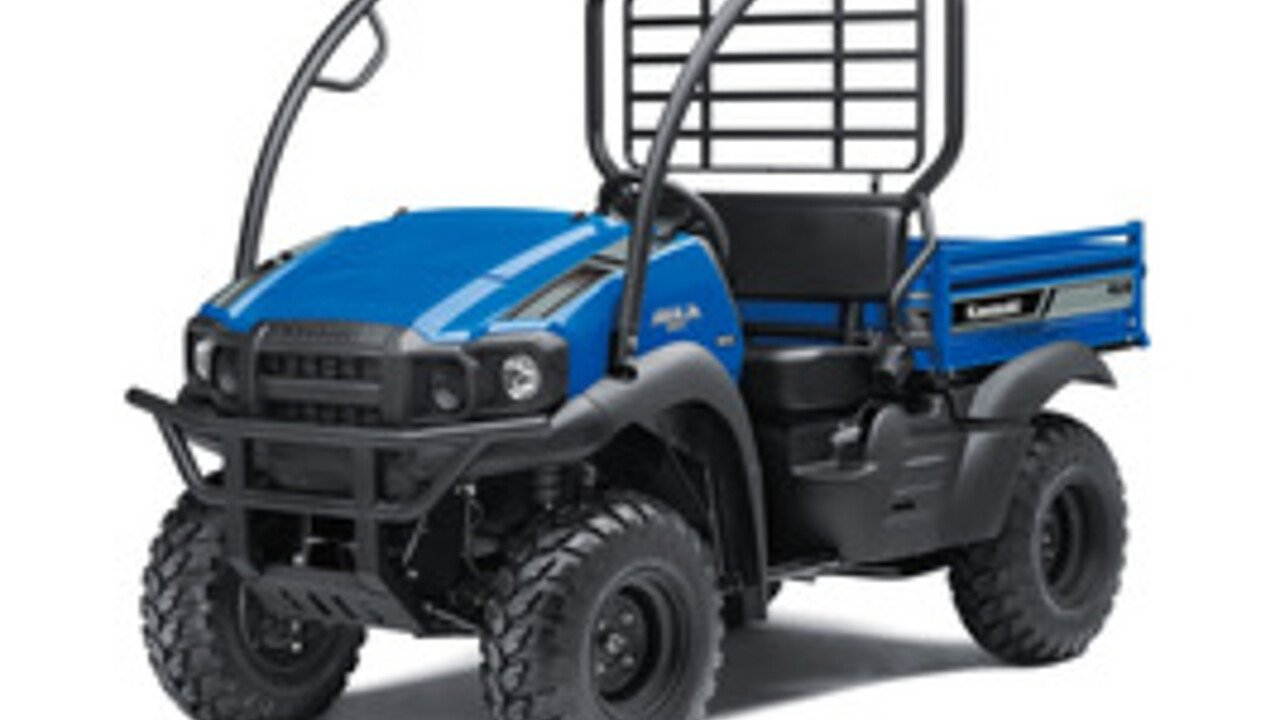 2018 Kawasaki Mule SX for sale 200545241