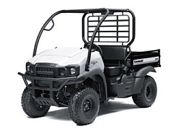 2018 Kawasaki Mule SX for sale 200546557