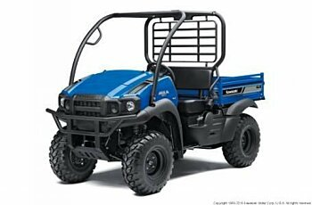 2018 Kawasaki Mule SX for sale 200550992