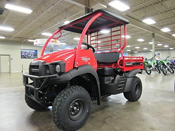 2018 Kawasaki Mule SX for sale 200596004