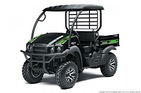 2018 Kawasaki Mule SX for sale 200489991