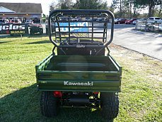2018 Kawasaki Mule SX for sale 200505400