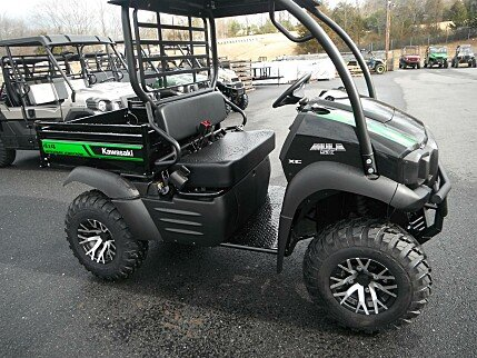 2018 Kawasaki Mule SX for sale 200527378