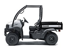2018 Kawasaki Mule SX for sale 200556237