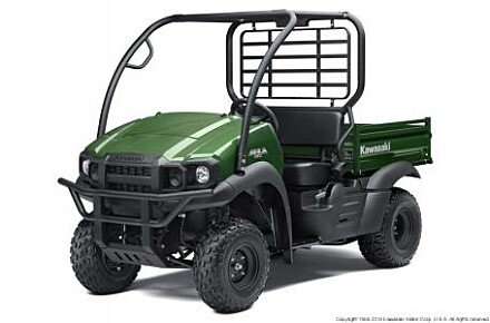 2018 Kawasaki Mule SX for sale 200595264
