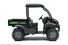 2018 Kawasaki Mule SX for sale 200608415