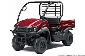 2018 Kawasaki Mule SX for sale 200608644