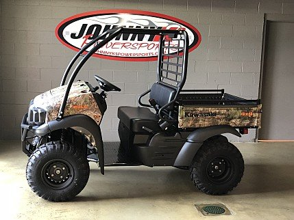 2018 Kawasaki Mule SX for sale 200636067