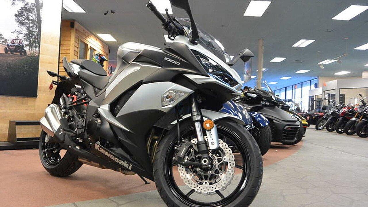 2018 Kawasaki Ninja 1000 For Sale 200510388