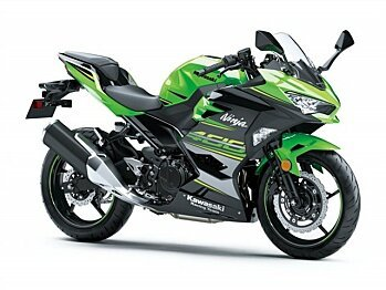 2018 Kawasaki Ninja 400 for sale 200527411