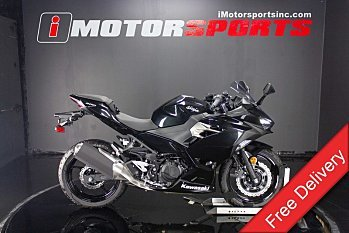 2018 Kawasaki Ninja 400 for sale 200532562