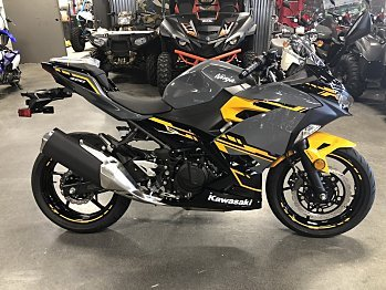 2018 Kawasaki Ninja 400 for sale 200544926