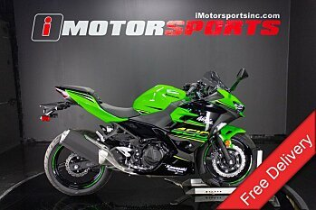 2018 Kawasaki Ninja 400 for sale 200560170