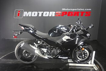 2018 Kawasaki Ninja 400 for sale 200560171