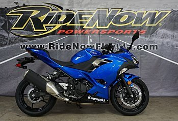 2018 Kawasaki Ninja 400 for sale 200570153