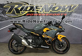 2018 Kawasaki Ninja 400 for sale 200570270