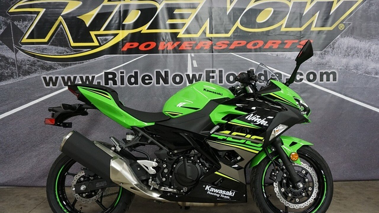 2018 Kawasaki Ninja 400 for sale 200570501