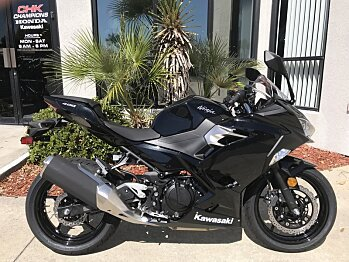 2018 Kawasaki Ninja 400 for sale 200571133