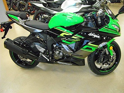 2018 Kawasaki Ninja 400 for sale 200547502