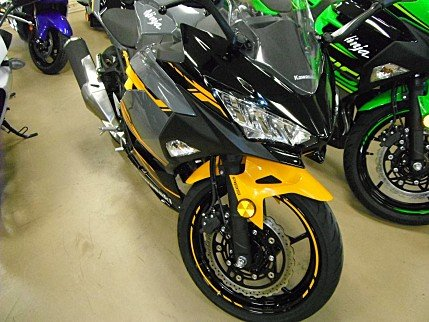 2018 Kawasaki Ninja 400 for sale 200547973