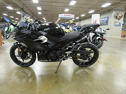 2018 Kawasaki Ninja 400 for sale 200595980