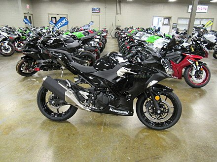 2018 Kawasaki Ninja 400 for sale 200596017
