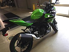 2018 Kawasaki Ninja 400 for sale 200600262