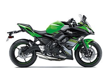 2018 Kawasaki Ninja 650 ABS for sale 200535478