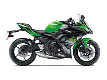 2018 Kawasaki Ninja 650 ABS for sale 200547240
