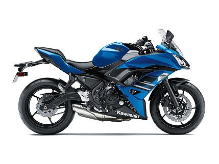 2018 Kawasaki Ninja 650 for sale 200580052