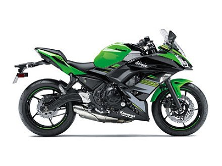 2018 Kawasaki Ninja 650 for sale 200584100