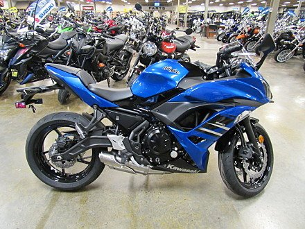 2018 Kawasaki Ninja 650 for sale 200596034