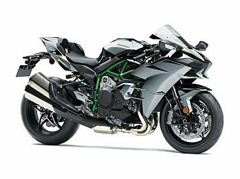 2018 Kawasaki Ninja H2 for sale 200526201