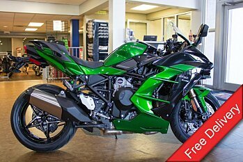 2018 Kawasaki Ninja H2 SX for sale 200560172
