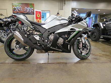 2018 Kawasaki Ninja ZX-10R for sale 200595959